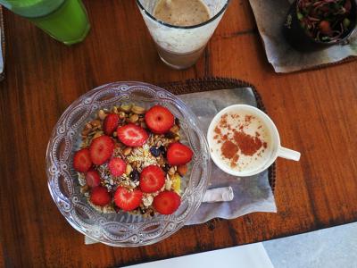 Dessert in Costa Rica