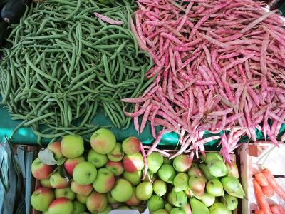 Beans in Croatia